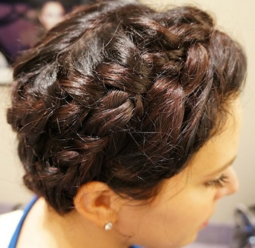 Side Valentino Braid