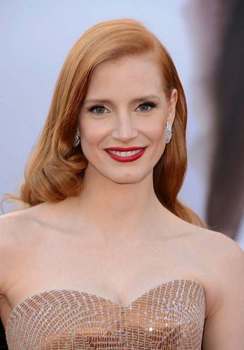 Jessica-Chastain-85th-Annual-Academy-Awards 2013