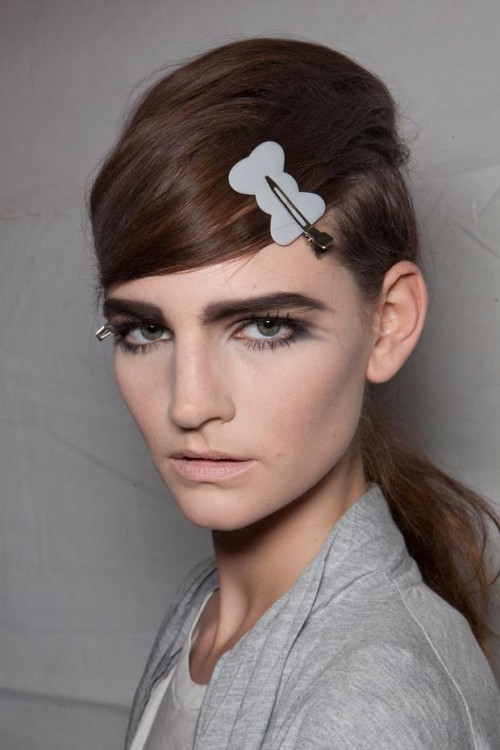 Marc Jacobs brows